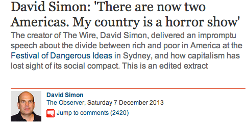 david simon post
