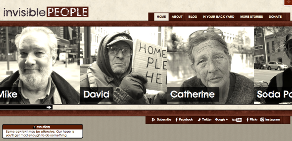 invisible people site