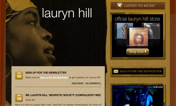 lauryn hill's sitse