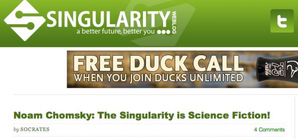 noam on singularity