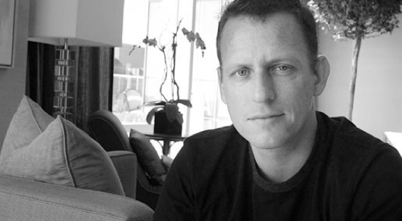 peter thiel bw