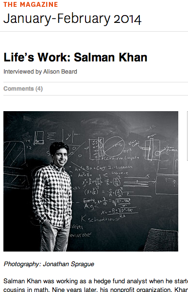 sal khan post 2013