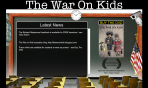 the war on kids site