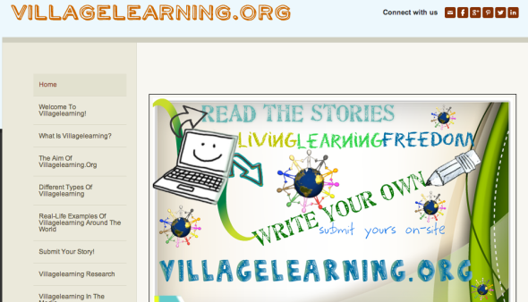 village learning site