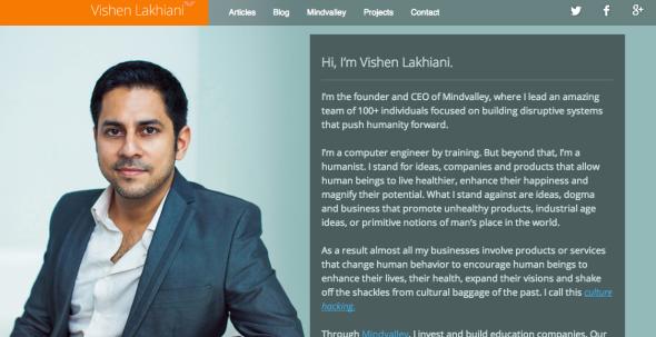 vishen's site