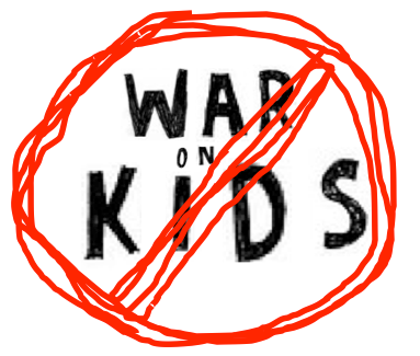 war on kids with