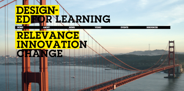 design ed for learning site