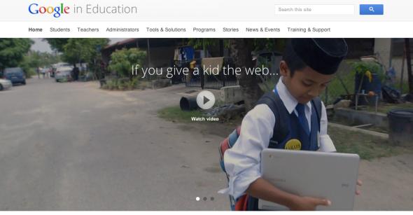 google in education