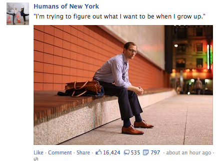 humans of ny
