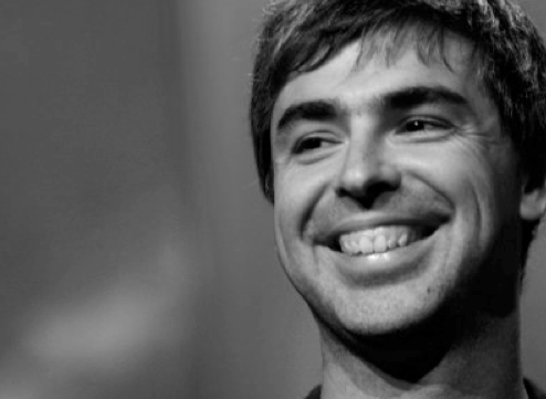 larry page bw