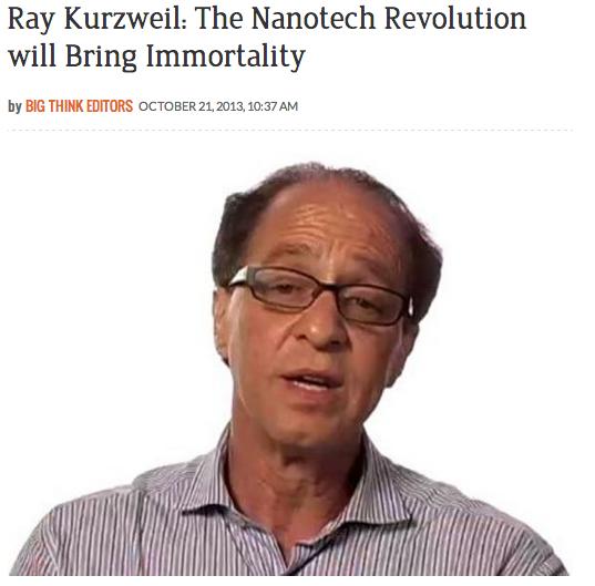 ray kurz on revolution