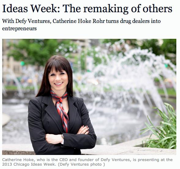 rohr at ideas week