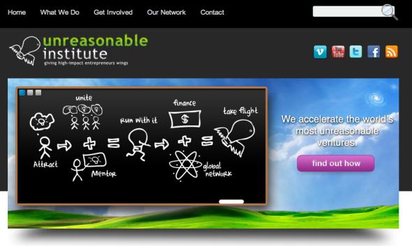 the unreasonable insittute