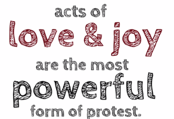acts of love and joy