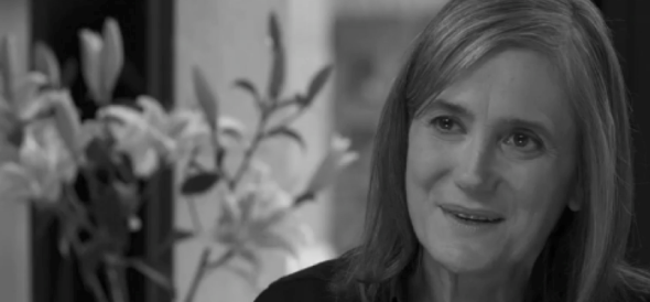 amy goodman bw