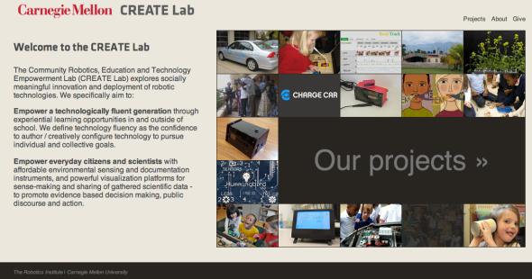 create lab site