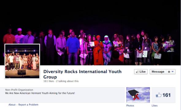 diversity rocks on fb
