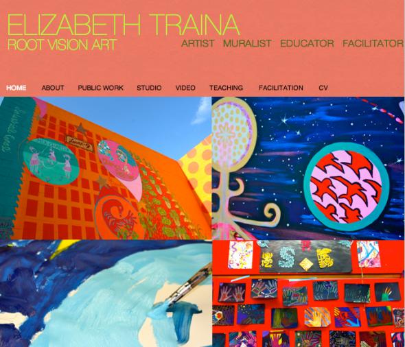 elizabeth traina site