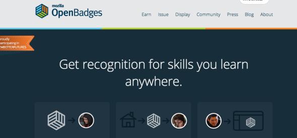 open badges site