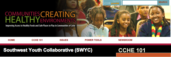southwest youth collaborative