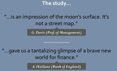 the study james b