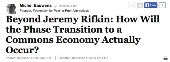 beyond rifkin
