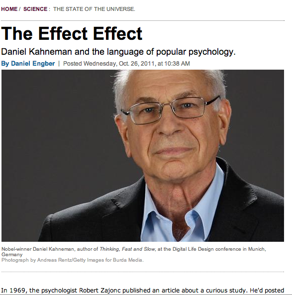 daniel kahneman post