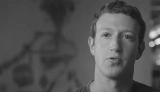 mark zuckerberg 5 bw