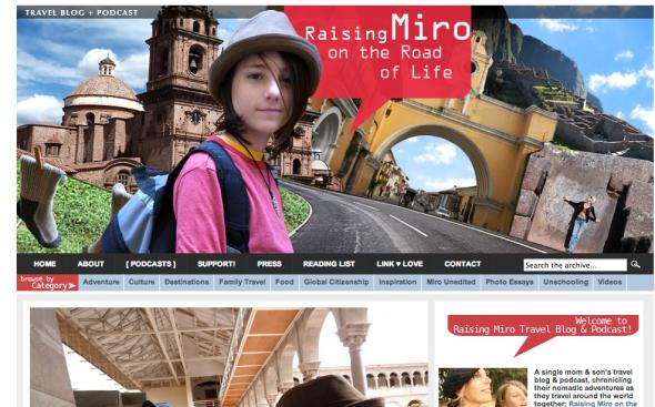 raising miro site