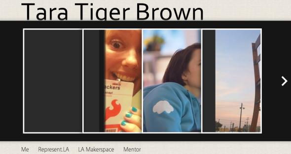 tara tiger brown's site