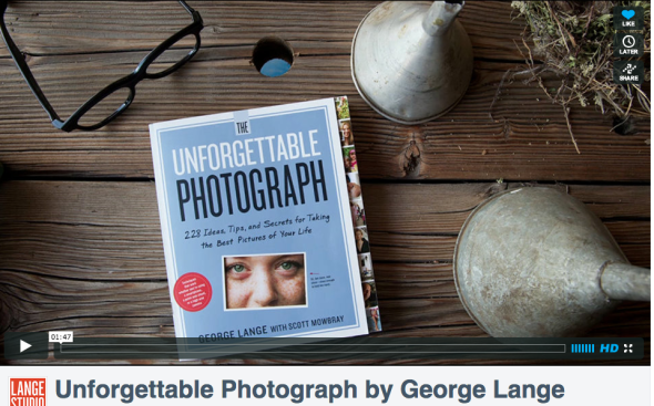 unforgettable photo book video