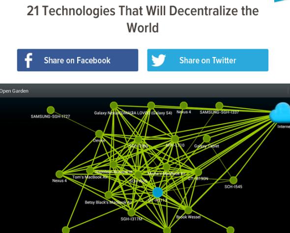 21 techs to de centralize