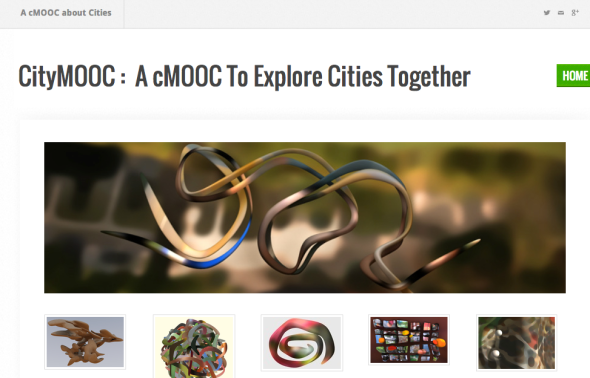 a c mooc about cities