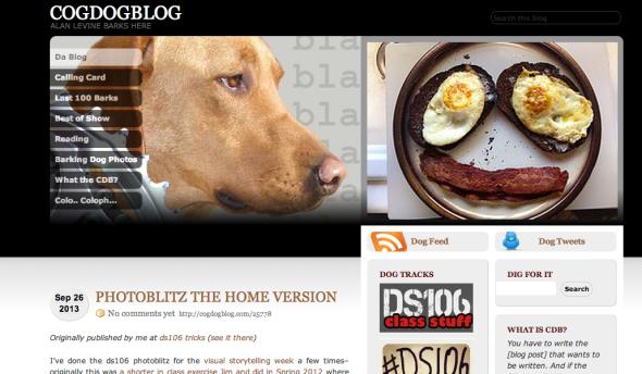 alan levine's blog