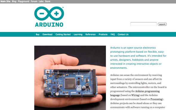 arduino site