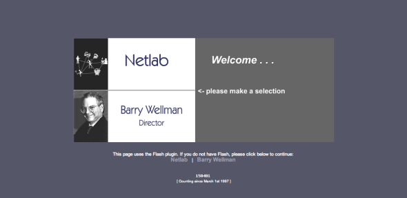 barry wellman site
