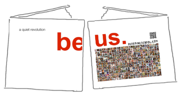 be us book graphic