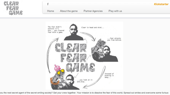 clear fear game site