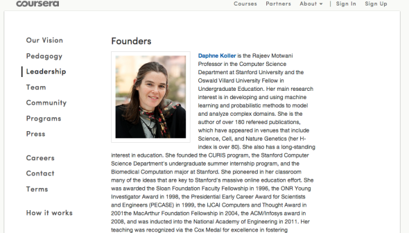 daphne on coursera