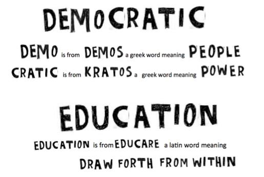 democratic education expand