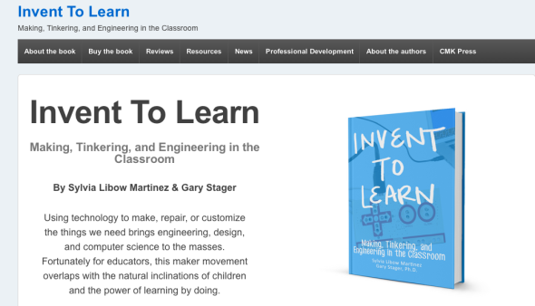 invent to learn site