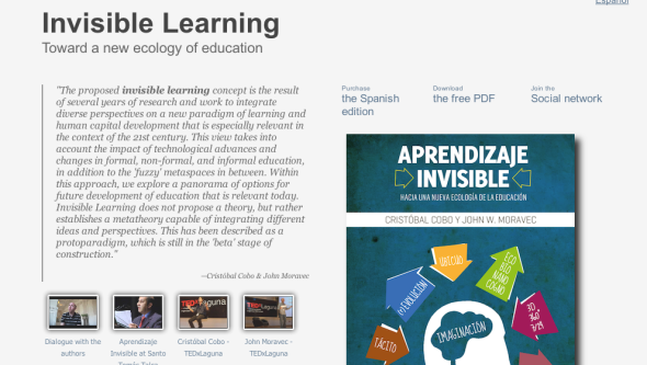 invisible learning project