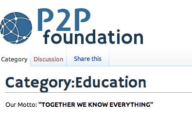p2p on ed