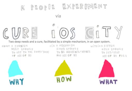 people experiment via cure ios city