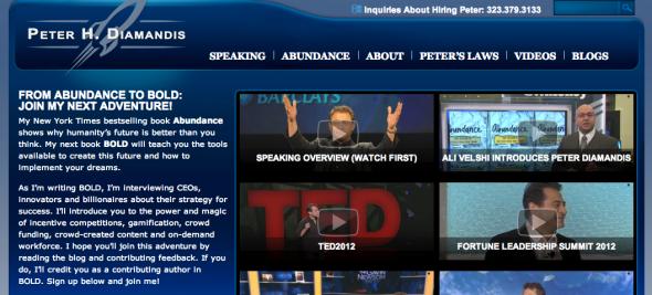 peter's site