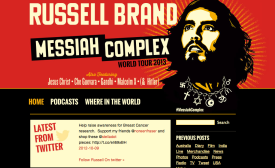 russell brand site