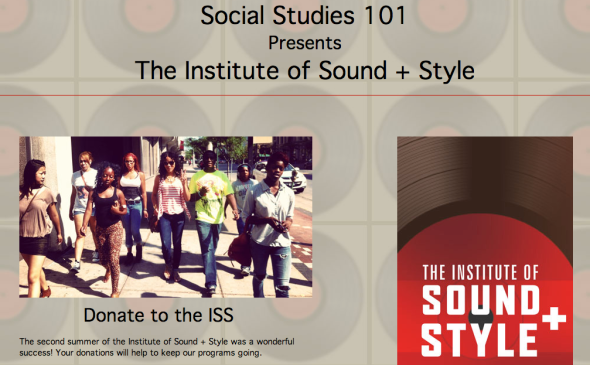 the institute of sound & style