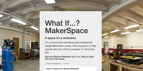 what if makerspace