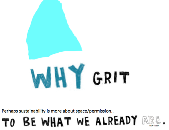 why grit
