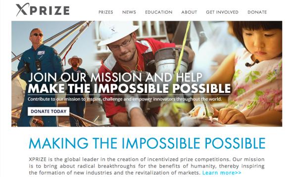 x prize site
